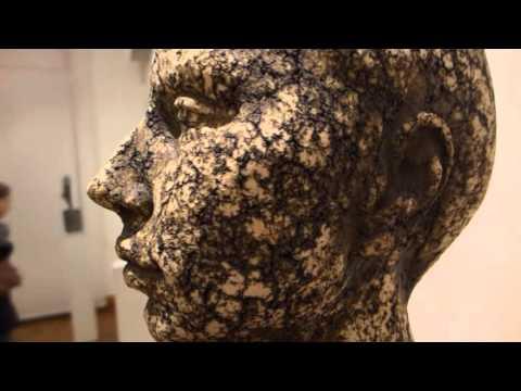 Виставка скульптури в Національному музеї у Львові імені Андрея Шептицького