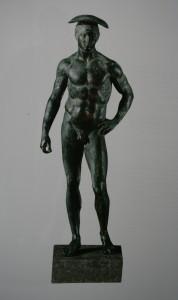 Бронзовая скульптура мира эллинизма