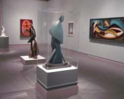 В США триває виставка великого українського скульптора ХХ століття Олександра Архипенка