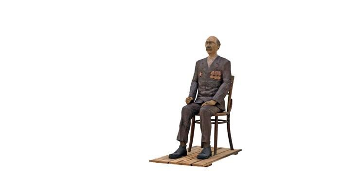 Портрет діда. Валерій Пирогов