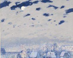 Виставка «Срібне сяйво зими» в галереї «АВС-арт»