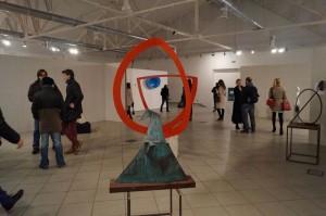 Проект CORPUSCULUM. Нефигуративная скульптура