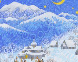 «Зелена канапа» запрошує на традиційну Різдвяну виставку