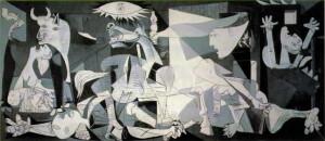 Пабло Пікассо. Герніка. 1937
