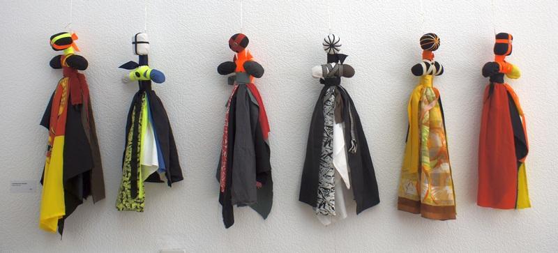 Супрематичні ляльки. 2000 - 2016. Тканина