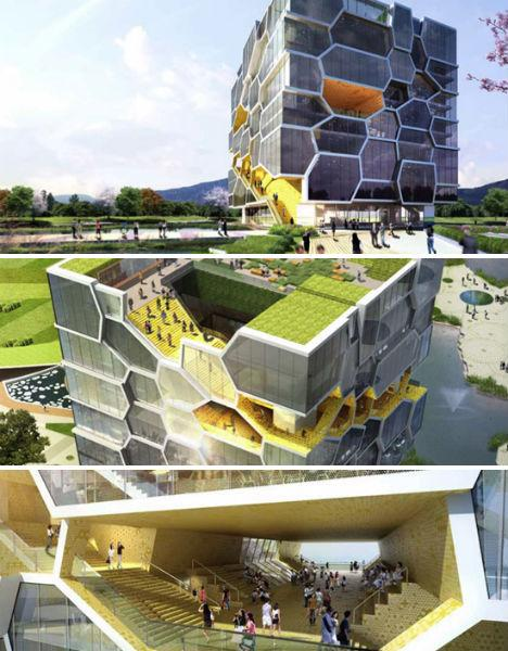 Меморіал Організації Об'єднаних Націй, студія ACME , Південна Корея
