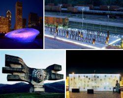(Пост)модерні пам'ятники: 20 архітектурних меморіалів, які варто побачити