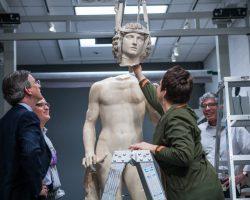 Еволюція скульптурної реставрації