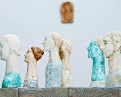 З повагою до Стихій: персональна виставка Ганни Кисельової