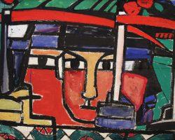 """Новий сезон у галереї """"Дукат"""" відкриється виставкою шістдесятниці Алли Горської"""