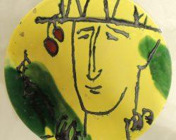 """Цього року виставка художньої керамічної тарелі  """"Вічне коло"""" порадує новими експериментами"""
