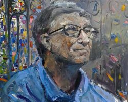 Обличчя сьогодення… Lera Litvinova Gallery представить виставку сучасного портрету