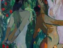 """""""І на шостий день…"""": Виставка живопису та графіки Антона Ковача"""