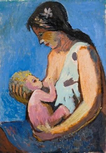Сельський Р. Мати та дитина