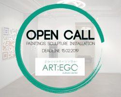 Арт-життя вирує: оголошений черговий OPEN CALL для молодих митців