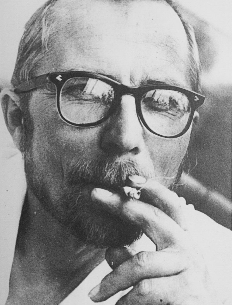 Портрет А. Лимарєва. 1972-1973 рр.