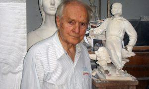 Борис Довгань (1928–2019). Скульптура як шлях до здійснення