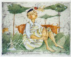 """Погортати сторінки """"Літнього щоденника"""" пропонують в Музеї сучасного мистецтва України"""