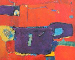 """Тріумф абстракції: Proart Gallery презентує виставку """"Колір великої форми"""""""