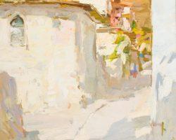 У столиці запрошують подивитися на твори класика кримської школи живопису Федора Захарова