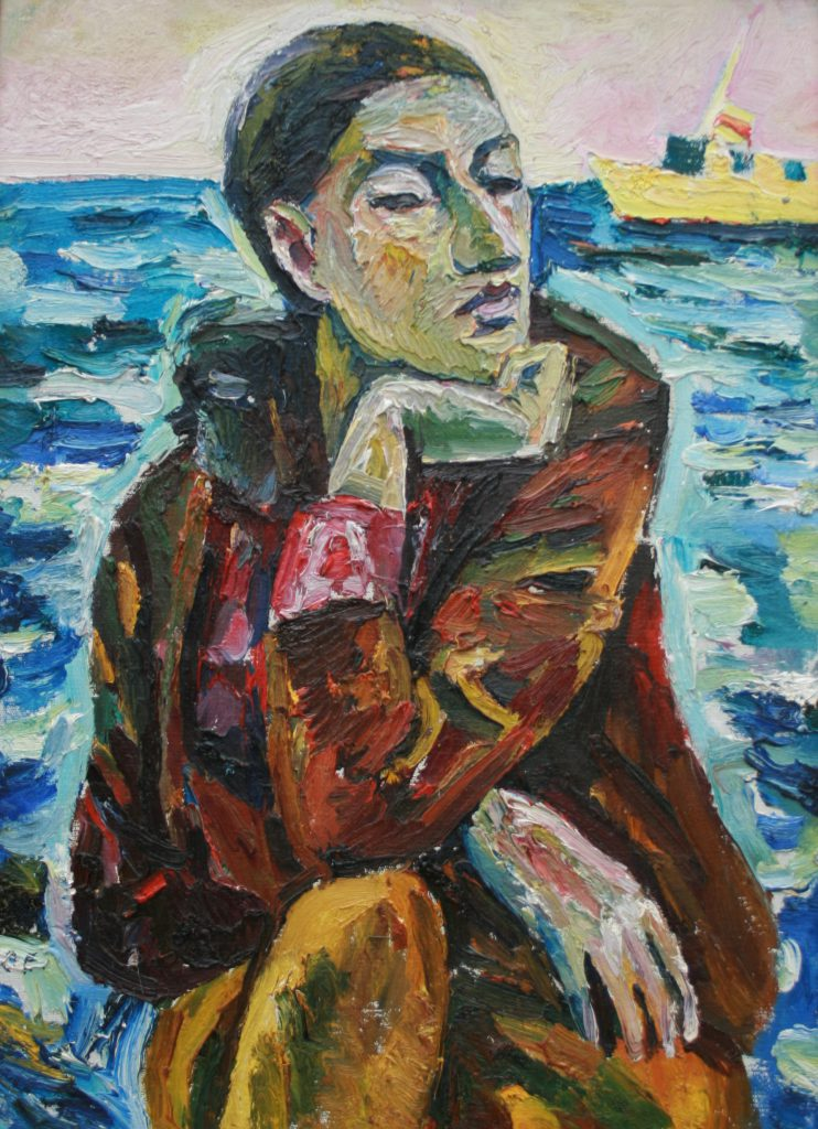 портрет Марини1999