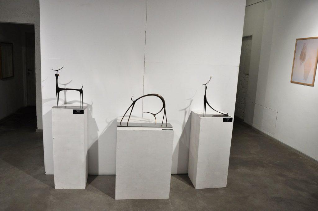 Андрій Липовка. Бронзові скульптури