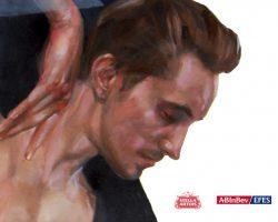 У Gallery83 триває арт-проєкт Марини Бородулі «Body Poetry»